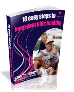 10 Easy Steps to Keep Your Kids Healthy