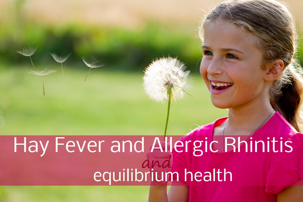 7 Steps To Relieve Hay Fever and Allergic Rhinitis Naturally!