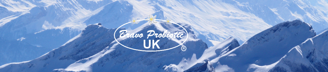 Bravo Probiotic UK – Over 40 strains of health promoting beneficial bateria
