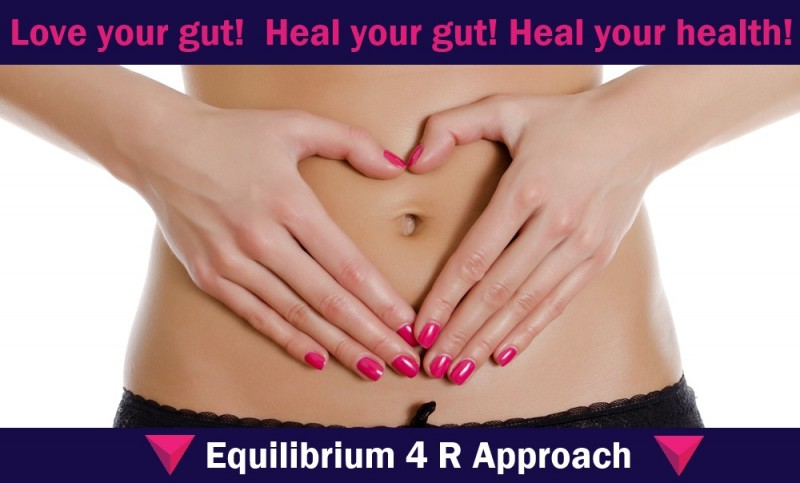4 Step Approach to Heal Leaky Gut Syndrome and Autoimmune Disease