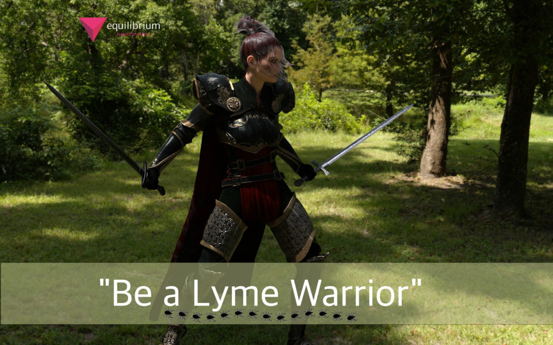 Can RTT™ help you be a Lyme Warrior?