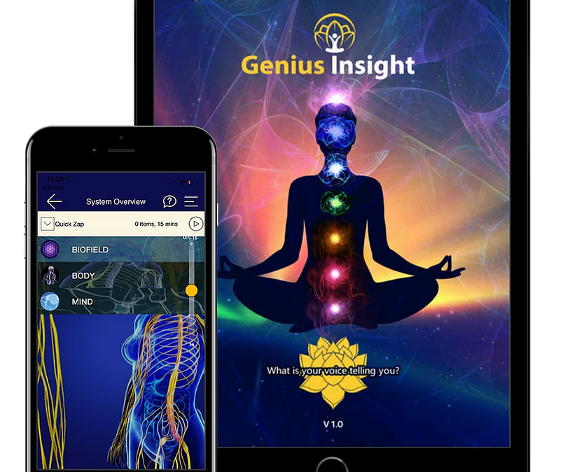 Genius Biofeedback – Stimulate your Bodies own innate healing ability